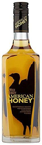 Wild Turkey Honey Whisky Bourbon 70cl £17.50 @ Amazon Prime (£21.49 non Prime)