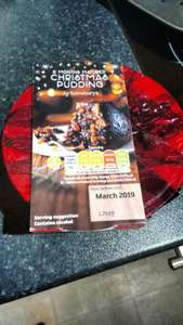 Christmas Pudding £1 @ Sainsburys (in store)