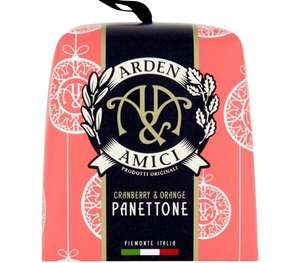 Arden & Amici mini panettone 37p at Waitrose