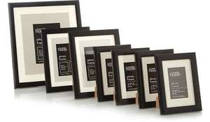 Wall Gallery Frame Set - 7-pack/ £1.14 for one £8 @ Asda