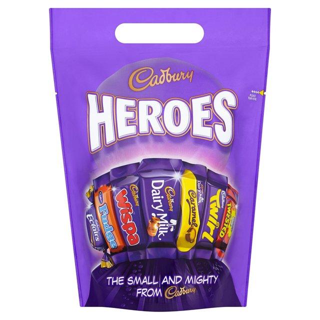 Cadbury Heroes 450g pouch £1.50 @ Asda (instore)