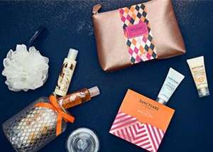 Sanctuary spa Xmas gifts Bogof.  Some reduced.  Postage free over £25, otherwise £3.75