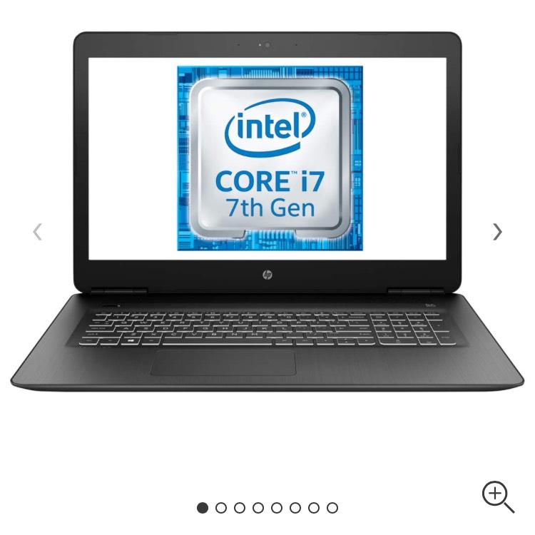 HP Pavilion 17-Ab301na Gaming laptop £699.95 @ John Lewis