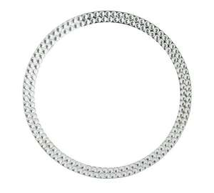 Collection Diamante Round Wall Mirror (£19.49* Less Than Half Price Was £64.99) @ Argos