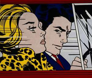 Free Roy Lichtenstein exhibition @ Tate Liverpool