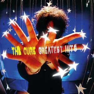 The Cure - Greatest Hits Vinyl @ HMV £16.99