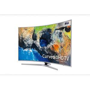 "Samsung UE65MU6500 65"" MU6500 Curved Ultra HD HDR Smart TV £839 @ PRC Direct"