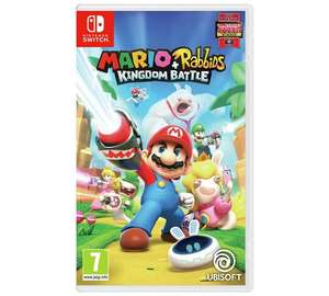 Mario and Rabbids - Kingdom Battle (Nintendo Switch) £29.99 (Using 100 Ubisoft Points) @ Ubisoft