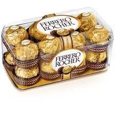 Ferrero rocher 16 pcs £3 @ Morrison in store Norwich