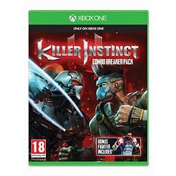 Killer Instinct Combo Breaker Xbox One @ Game (Game Monkey) - £4.97 Delivered