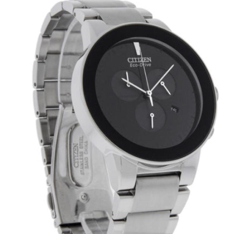 Citizen Men's Eco-Drive Axiom Chronograph Watch £119.99 @ Argos