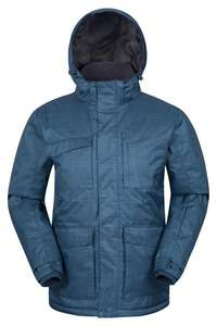 Mens Solar Ski Jacket reduced from £139.99 to just £29.99 @ Mountain Warehouse