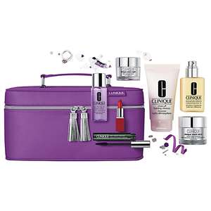 Clinique Blockbuster set (worth £159.53) - £30.20 at John Lewis (free Click & Collect from John Lewis/Waitrose stores)