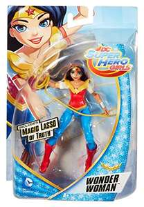 DC Comics DMM33 Super Hero Girls Wonder Woman 6 inch Action Figure (Add-On Item) £2.96 (Prime) Or £6.95 (Non-Prime) @ Amazon