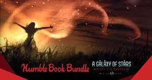 "Humble book bundle: ""A Galaxy of Stars in Sci-fi and Fantasy"" - pay what you want"