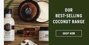 Body shop body butter 200ml £4.50 (£2.49 del)