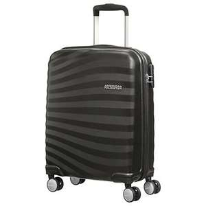 American Tourister Oceanfront 4 Wheel Black Medium Suitcase at Tesco Direct for £37.50