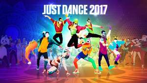 Just Dance 2017 for Switch, Xbox One, PS4 (20% extra off with Ubi points) - £7.99 @ Ubi Store
