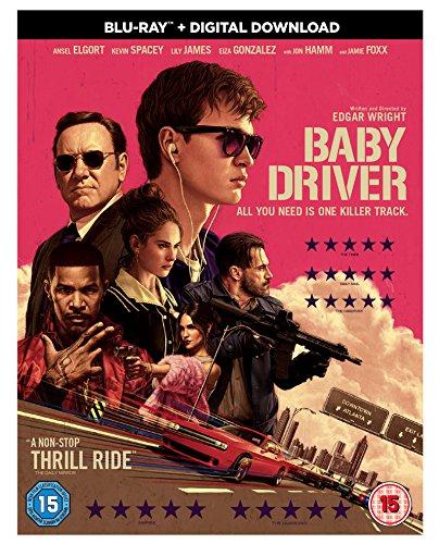 Baby Driver Blu-Ray £7.49 Prime / £9.48 non Prime @ Amazon