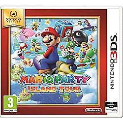Mario Party Island Tour 3DS - £13.99 @ Tesco - Free Delivery