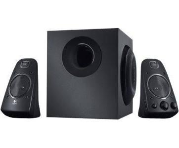 Logitech Speaker System Black Z623 - £119.23 @ ShopTo