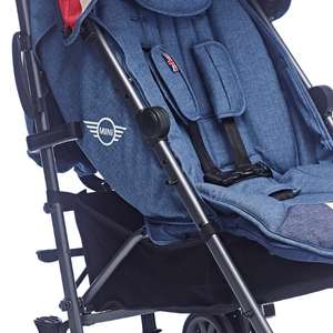 MINI by Easywalker buggy - union jack vintage - £50 instore only @ Mothercare (Bristol)