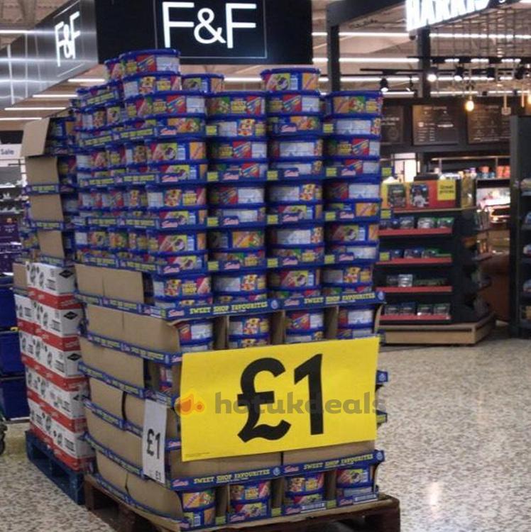 Swizzels sweets box only £1 instore @ Tesco
