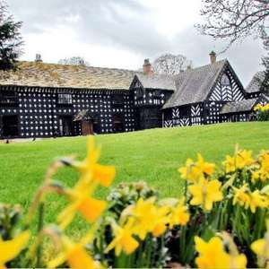 Now Free, Family Day Out At Samlesbury Hall, Tours - Animals - Haunted House - Play Area @ Samlesbury Hall / Preston, Lancashire