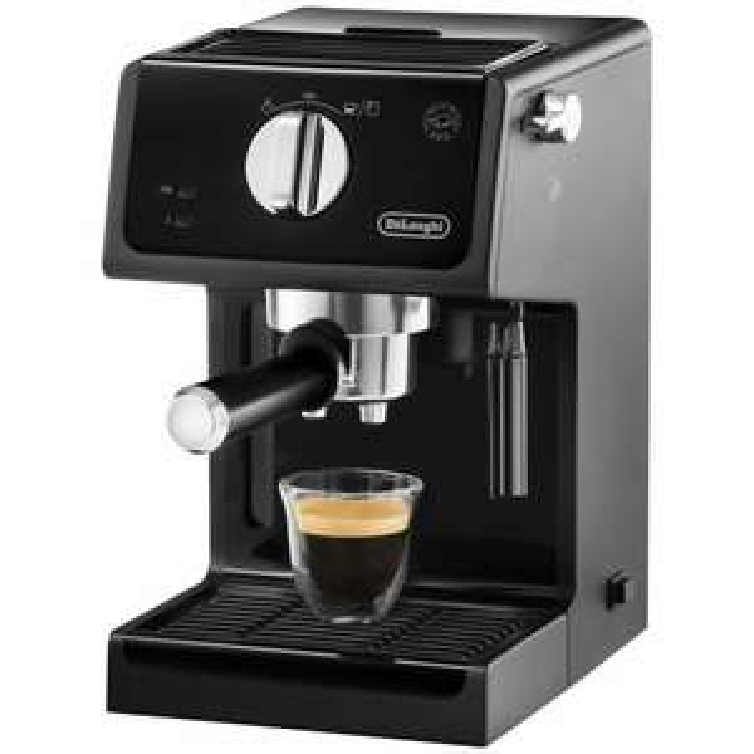 De'Longhi ECP Espresso Coffee Maker, Black £69.99 @ John Lewis