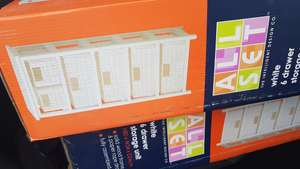 Homebase drawers £7 instore (Leighton Buzzard)