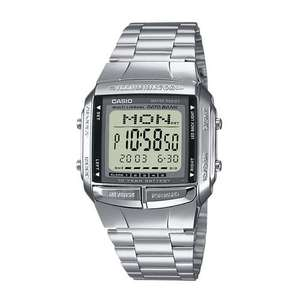 Casio Databank Watch Stainless Steel DB360N-1AEF - £22.99 (£24.99 full price - £2 discount deducted at checkout) @ My Memory