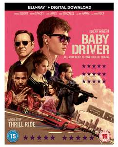 Cheap new Blu Rays at HMV! Baby Driver and The Mummy (£7.49 each)