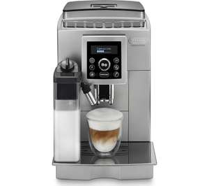 DELONGHI ECAM23.460 Bean to Cup Coffee Machine - Silver & Black £329 @ Currys