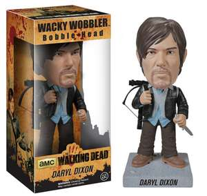 Walking Dead Wacky Wobbler Bobblehead £2.99 Home Bargains