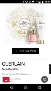 Mon Guerlain Gift Set - £31.99 delivered @ ThePerfumeShop