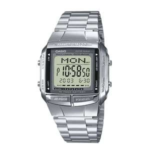 Casio Databank watch £20.49 @ 7dayshop