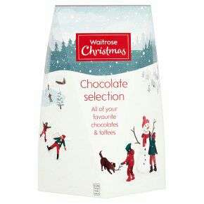 Waitrose Chocolate Selection Box