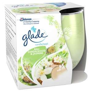 Glade Candles £2 down from £5 at Morrisons