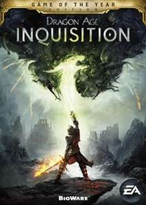 [PC] Dragon Age: Inquisition GOTY Edition £9.99 @ CDKeys