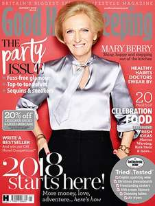 £5 for 5 issues of Good Housekeeping - usually £4.40 per issue + other magazines subscriptions (Prima, Elle...)