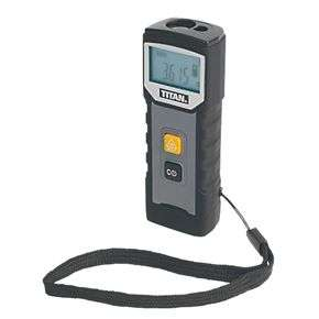 Titan MK715 Laser Distance Measurer - £13.99 @ Screwfix - free C+C