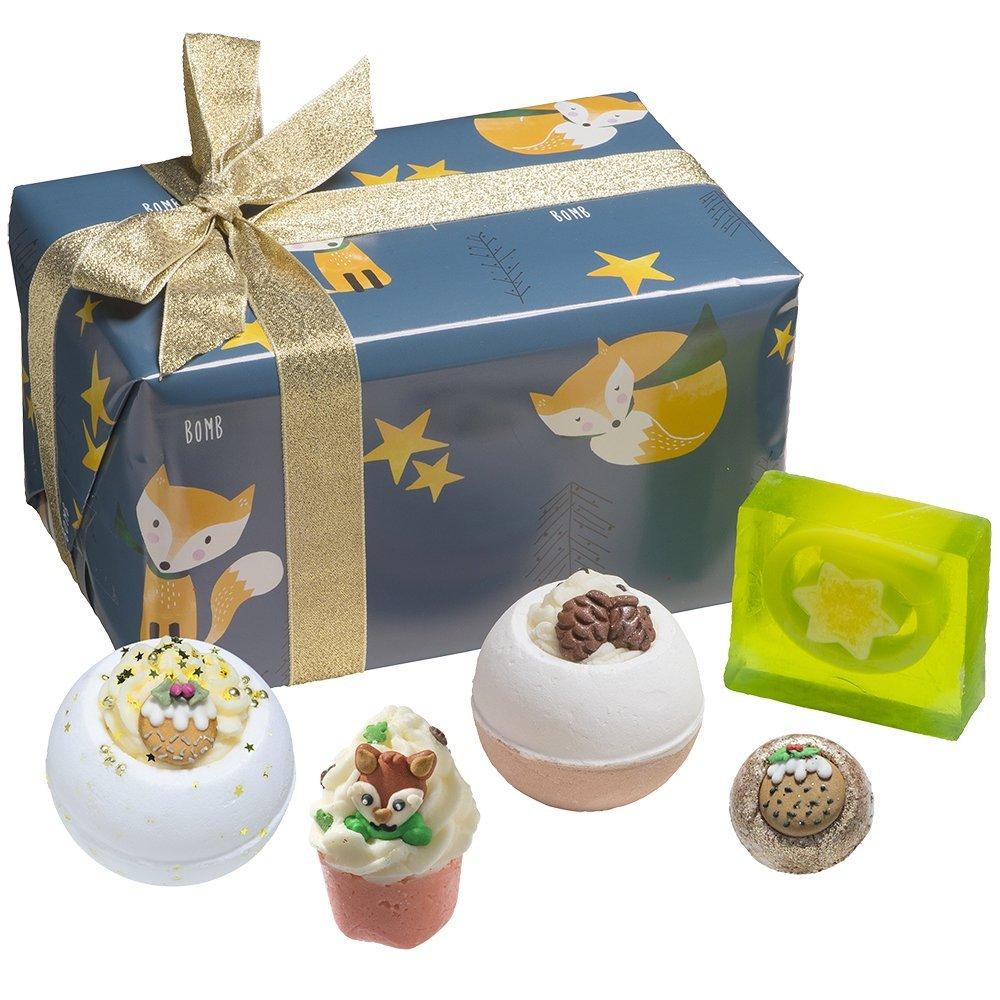 Bomb Cosmetics Silent Night Handmade Gift Pack £7.99 Prime / £12.74 Non Prime @ Amazon