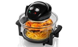 Tower T14001 Halogen Low-Fat Air Fryer 29.99 down from £99 (£1.99 for delivery) @ Groupon