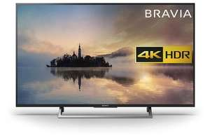 Sony Bravia KD49XE7002 4K HDR Smart TV with 6 year warranty from Richer sounds - £529