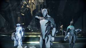 Warframe Booster Pack II Bundle free with Playstation Plus January 2018