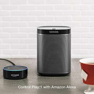 Sonos play one (Alexa) - £141 including delivery - Sold by Toddler Essentials / Fulfilled by Amazon US