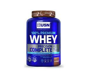 USN 2.28kg 100% Whey Protein Chocolate - £27.99 after code at Argos