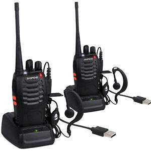 2x Baofeng BF-888S UHF 400-470MHz Two-way Long Range Walkie Talkie radio £18.35 delivered @ einstatech eBay, good feedback over 1700 sold to date.