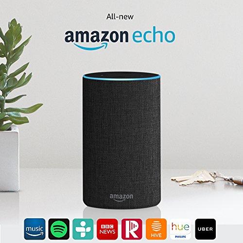 Amazon Echo 2nd Generation X3 £219.97 @ Amazon