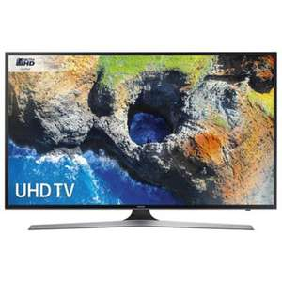 "Samsung UE40MU6120  40"" MU6120 4K Ultra HD - £309 with code From Tesco Direct"